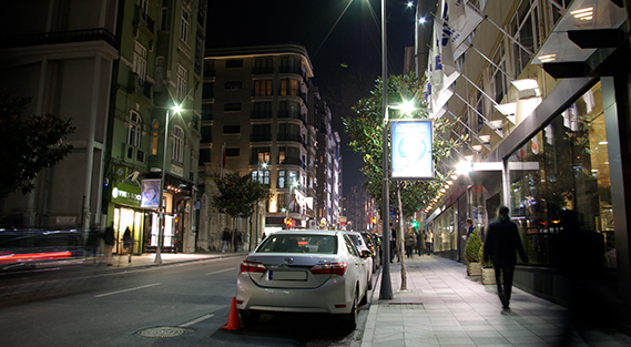 Street Lighting Project