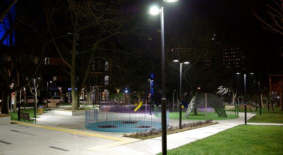 Urban Lighting Project